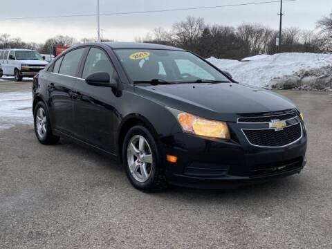2013 Chevrolet Cruze for sale at Betten Baker Preowned Center in Twin Lake MI