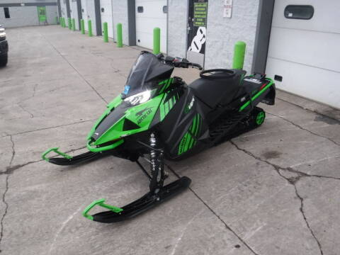 2018 Arctic Cat ZR 8000 El Tigre ES (137) for sale at Road Track and Trail in Big Bend WI