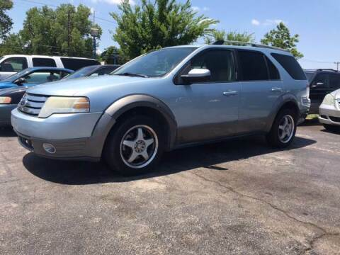 2009 Ford Taurus X for sale at Dave-O Motor Co. in Haltom City TX