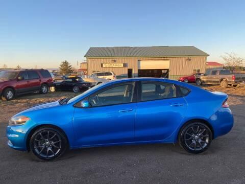 2015 Dodge Dart for sale at Car Guys Autos in Tea SD