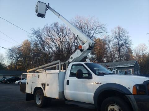 2006 Ford F-450 Super Duty for sale at A-1 Auto in Pepperell MA