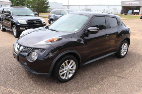2015 Nissan JUKE for sale at Tommy Rice Motors in Byram MS