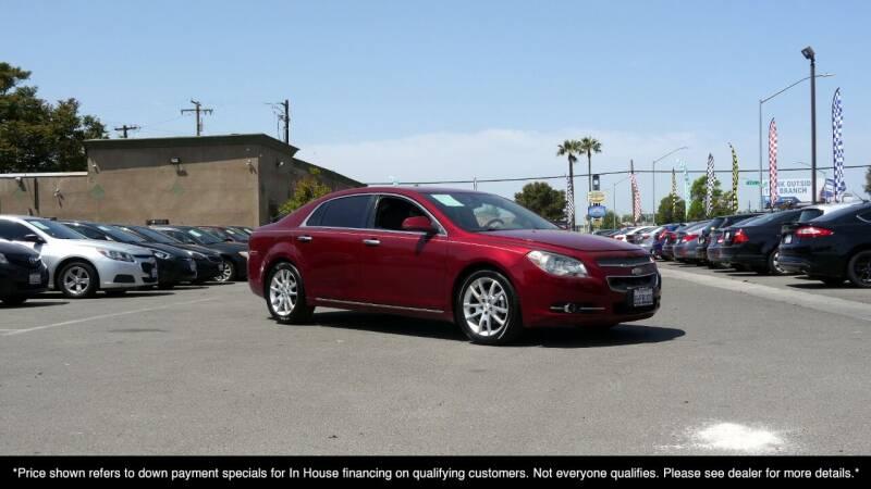2010 Chevrolet Malibu for sale at Westland Auto Sales in Fresno CA