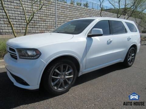 2015 Dodge Durango for sale at MyAutoJack.com @ Auto House in Tempe AZ