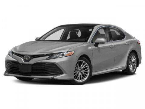 2018 Toyota Camry for sale at Crown Automotive of Lawrence Kansas in Lawrence KS