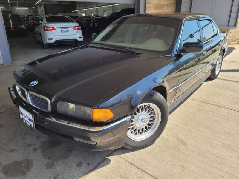 1997 BMW 7 Series for sale at Car Planet Inc. in Milwaukee WI