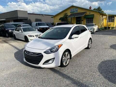 2014 Hyundai Elantra GT for sale at Velocity Autos in Winter Park FL