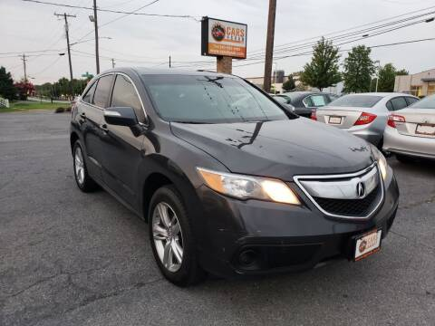 2013 Acura RDX for sale at Cars 4 Grab in Winchester VA