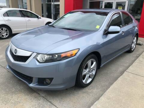 2009 Acura TSX for sale at Thumbs Up Motors in Warner Robins GA