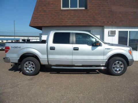 2010 Ford F-150 for sale at Paul Oman's Westside Auto Sales in Chippewa Falls WI