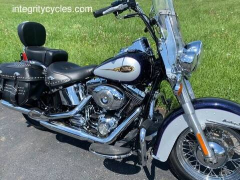 2009 Harley-Davidson Heritage Softail Classic for sale at INTEGRITY CYCLES LLC in Columbus OH