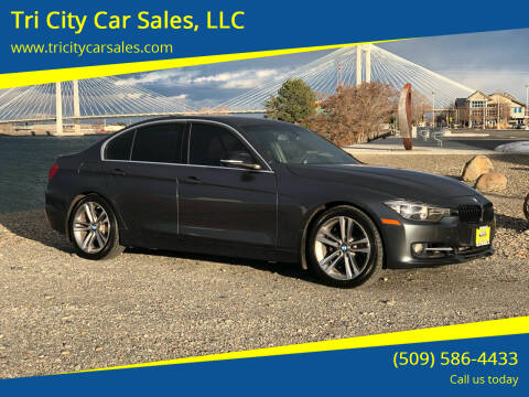 2015 BMW 3 Series for sale at Tri City Car Sales, LLC in Kennewick WA