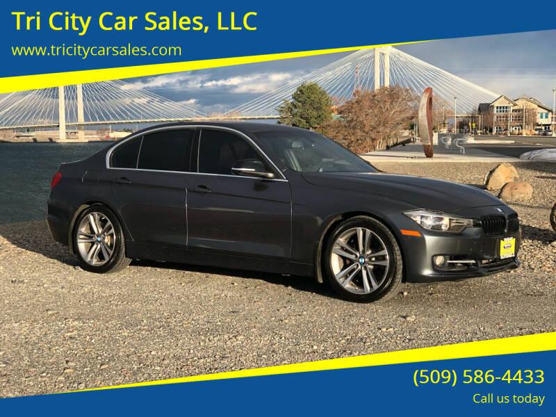 2015 BMW 3 Series for sale at Tri City Car Sales, LLC in Kennewick WA