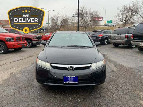 2007 Honda Civic for sale at E H Motors LLC in Milwaukee WI