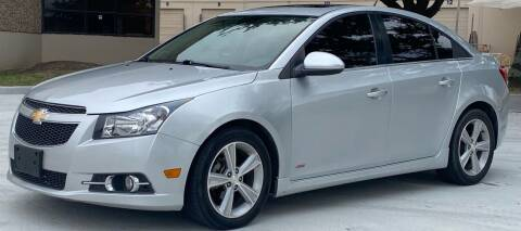 2014 Chevrolet Cruze for sale at Mr Cars LLC in Houston TX