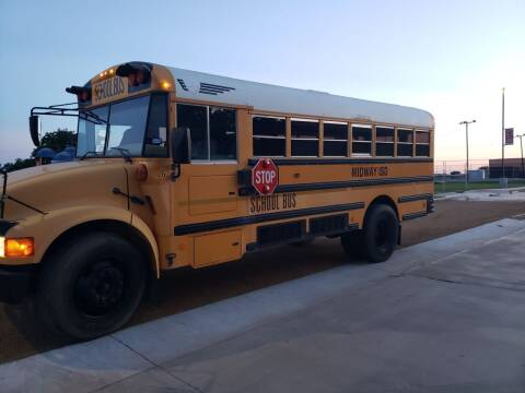 2004 IC Bus CE200 for sale at Interstate Bus Sales Inc. in Wallisville TX