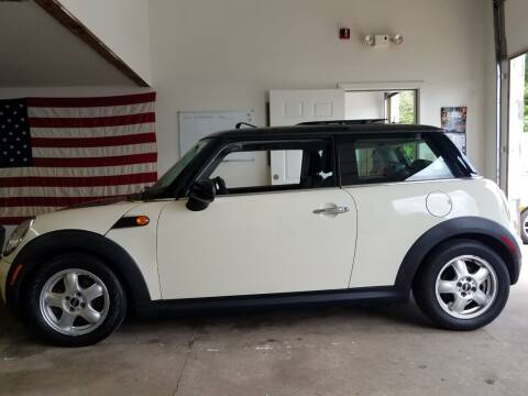 2009 MINI Cooper for sale at ds motorsports LLC in Hudson NH