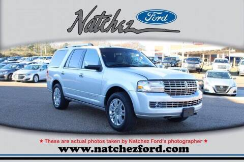 2013 Lincoln Navigator for sale at Auto Group South - Natchez Ford Lincoln in Natchez MS