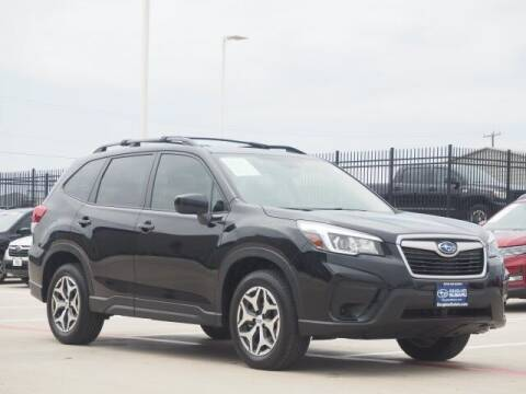 2020 Subaru Forester for sale at Douglass Automotive Group - Douglas Subaru in Waco TX