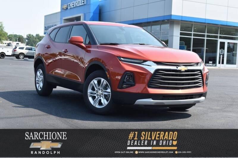 2021 Chevrolet Blazer for sale in Randolph, OH