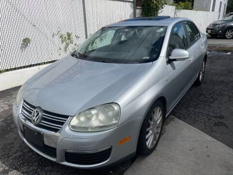 2008 Volkswagen Jetta for sale at Pinnacle Automotive Group in Roselle NJ