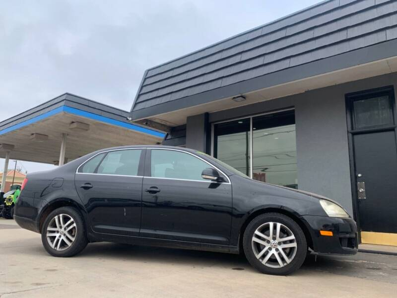 2006 Volkswagen Jetta for sale at Shelby's Automotive in Oklahoma City OK