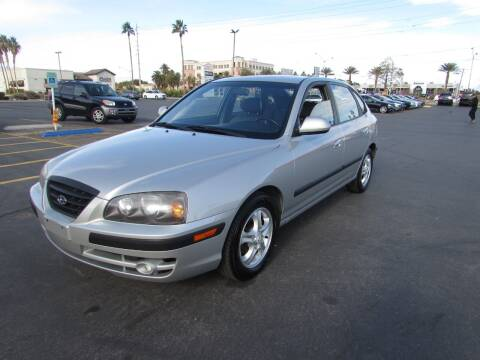 2006 Hyundai Elantra for sale at Charlie Cheap Car in Las Vegas NV