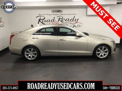 2014 Cadillac ATS for sale at Road Ready Used Cars in Ansonia CT