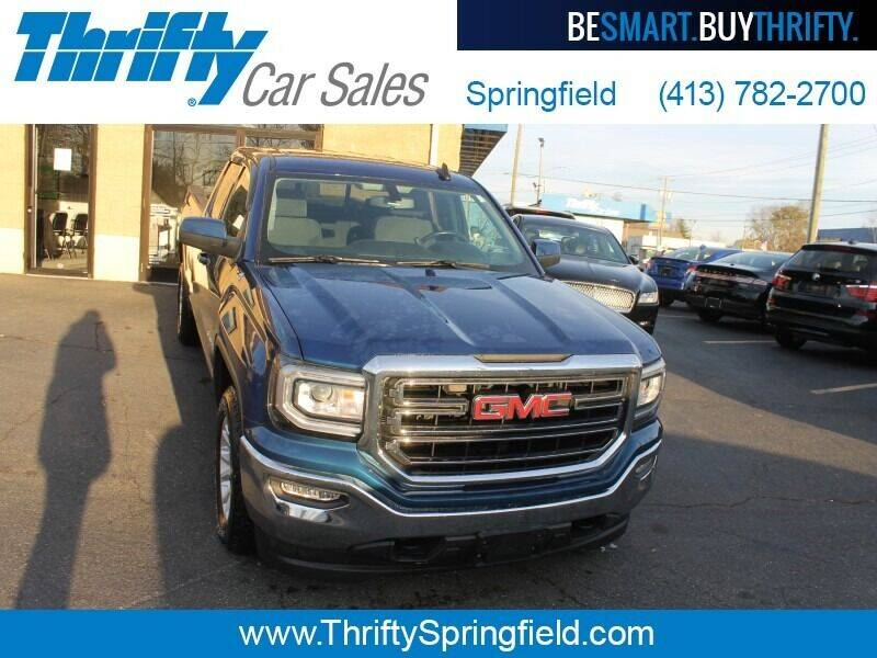 2017 GMC Sierra 1500 for sale at Thrifty Car Sales Springfield in Springfield MA
