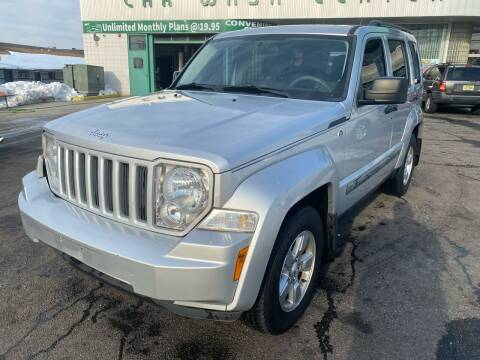2010 Jeep Liberty for sale at MFT Auction in Lodi NJ