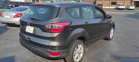 2017 Ford Escape for sale at Village Auto Outlet in Milan IL