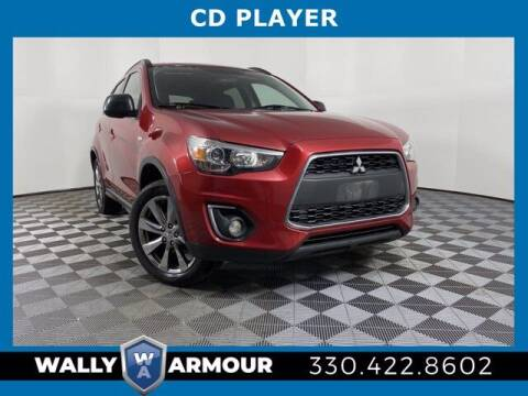2013 Mitsubishi Outlander Sport for sale at Wally Armour Chrysler Dodge Jeep Ram in Alliance OH