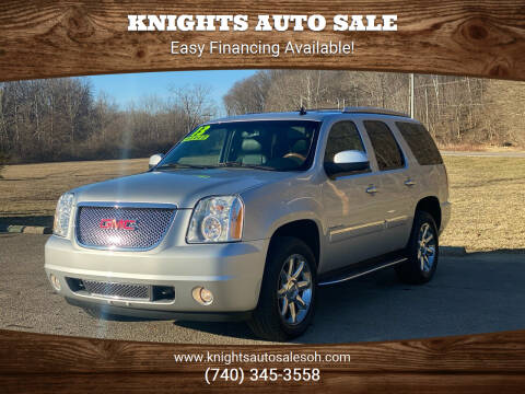 2013 GMC Yukon for sale at Knights Auto Sale in Newark OH