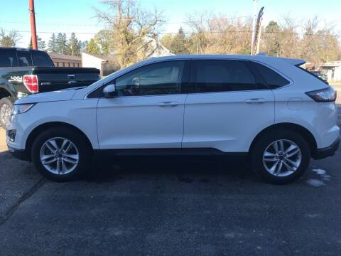 2017 Ford Edge for sale at FCA Sales in Motley MN
