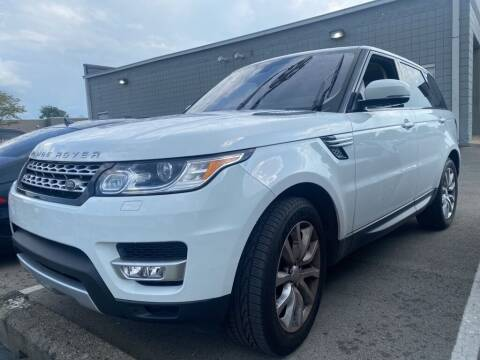 2016 Land Rover Range Rover Sport for sale at Coast to Coast Imports in Fishers IN