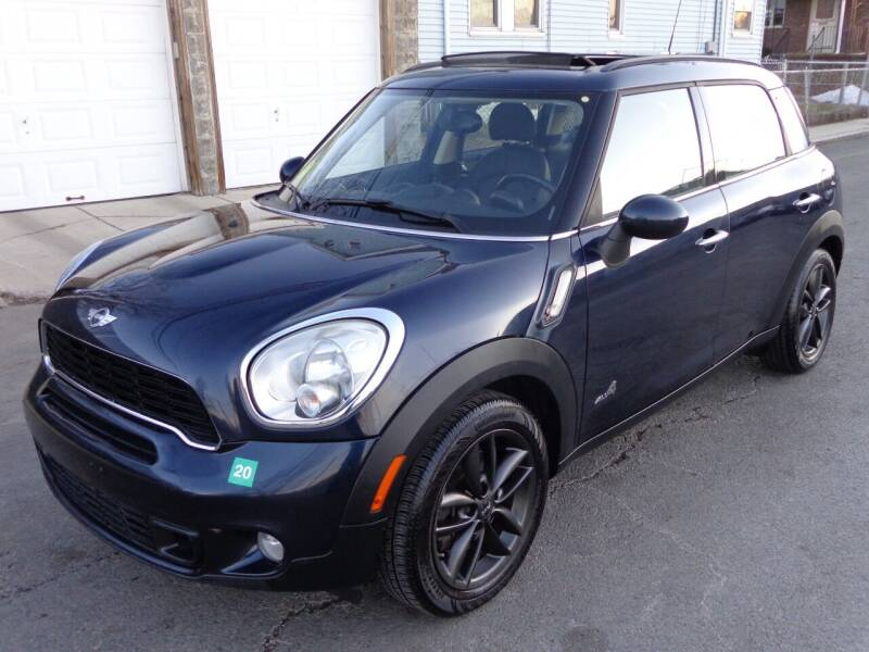 2011 MINI Cooper Countryman for sale at Broadway Auto Sales in Somerville MA