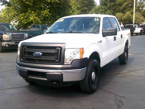 2014 Ford F-150 for sale at Stoltz Motors in Troy OH