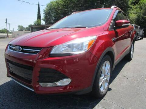 2015 Ford Escape for sale at Lewis Page Auto Brokers in Gainesville GA
