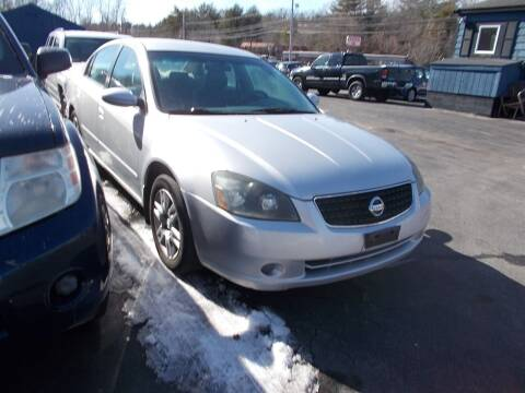 2006 Nissan Altima for sale at MATTESON MOTORS in Raynham MA