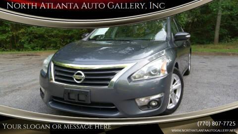 2013 Nissan Altima for sale at North Atlanta Auto Gallery, Inc in Alpharetta GA