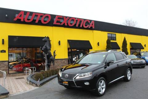 2015 Lexus RX 350 for sale at Auto Exotica in Red Bank NJ