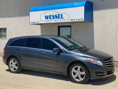 2011 Mercedes-Benz R-Class for sale at Wessel Family Motors in Valley Center KS