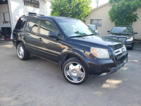 2006 Honda Pilot for sale at Bad Credit Call Fadi in Dallas TX