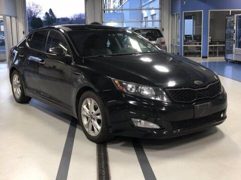 2011 Kia Optima for sale at Simply Better Auto in Troy NY