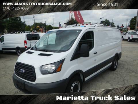 2018 Ford Transit Cargo for sale at Marietta Truck Sales in Marietta GA