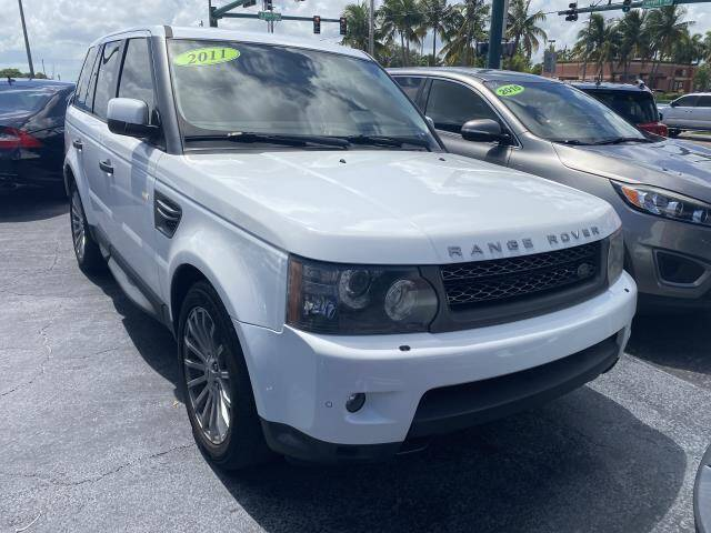 2011 Land Rover Range Rover Sport for sale at Mike Auto Sales in West Palm Beach FL