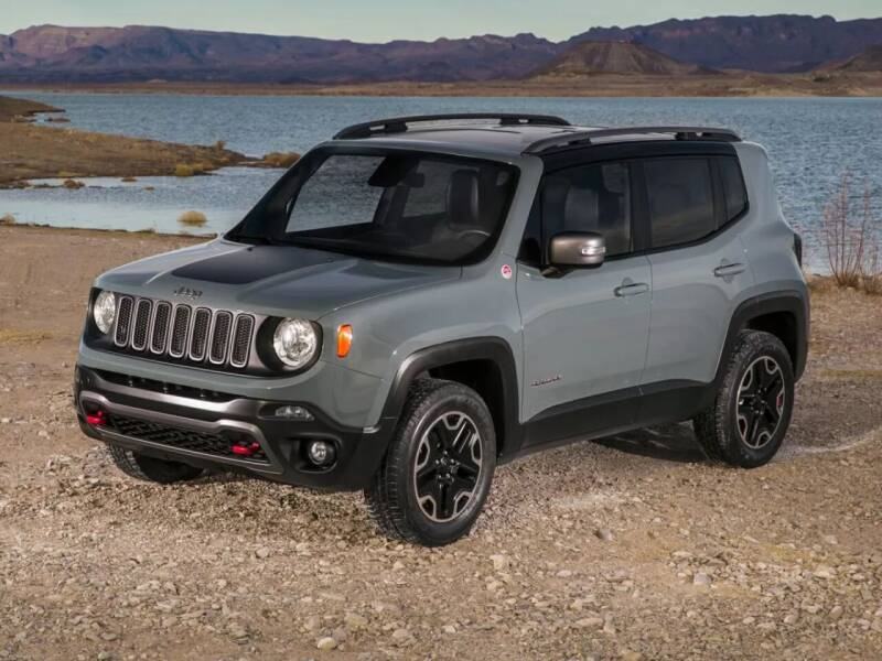 2018 Jeep Renegade for sale at Harrison Imports in Sandy UT