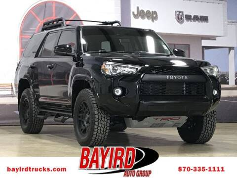 2020 Toyota 4Runner for sale at Bayird Truck Center in Paragould AR