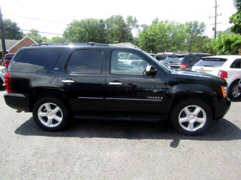 2008 Chevrolet Tahoe for sale at American Auto Group Now in Maple Shade NJ