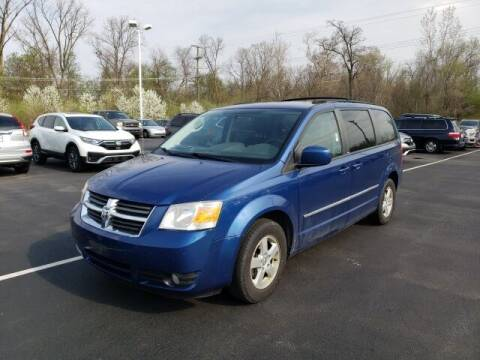 2010 Dodge Grand Caravan for sale at White's Honda Toyota of Lima in Lima OH